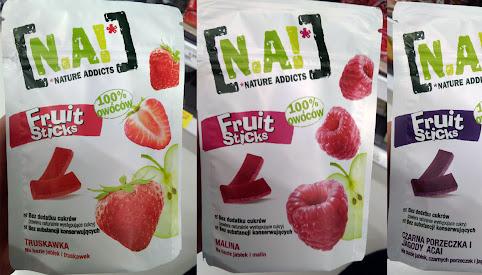 Żelki owocowe, N.A!