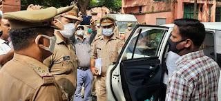 आपराधिक गठजोड़ के चलते पुलिस के लिए सिरदर्द बना था कल्लू पांडेय  | #NayaSaberaNetwork
