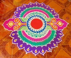 Latest rangoli designs in new year 2020 | Rangoli design for