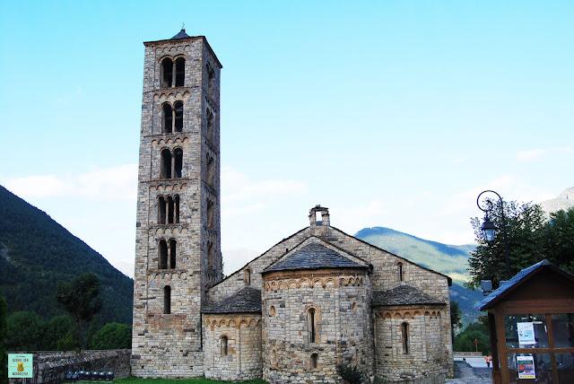 Iglesia románica de la Vall de Boí