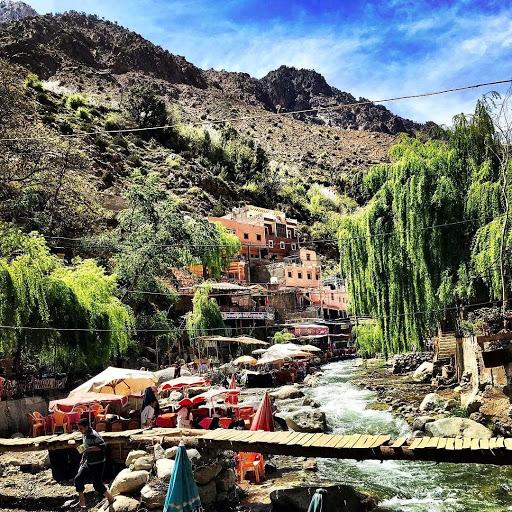 Depuis Marrakech : excursion 1 jour dans la vallée d'Ourika 35 €/pers