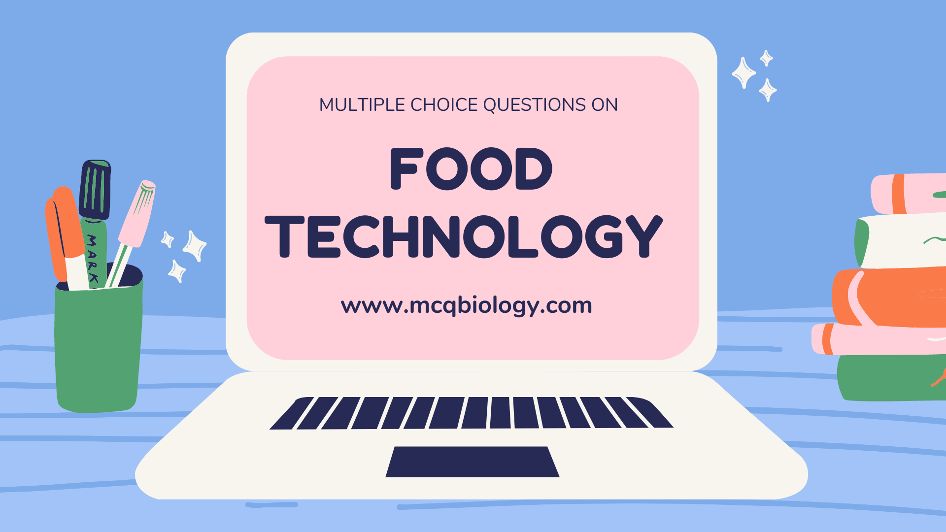 MCQ on Food technology - Food engineering