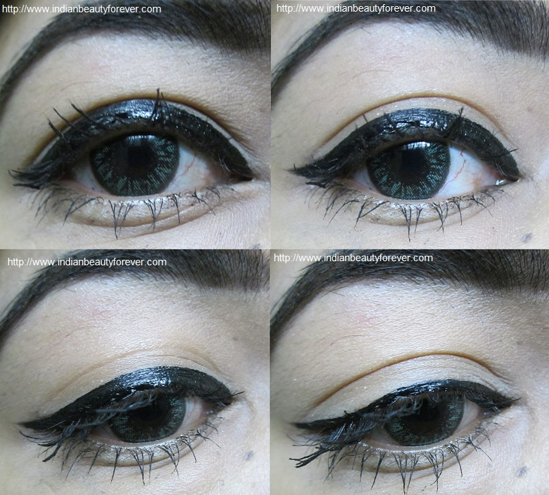 Maybelline Hyper Glossy Liquid Liner Review Indian Beauty Forever