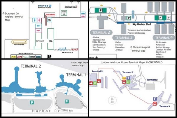 International Airline Travel Tips - European Trip Planning