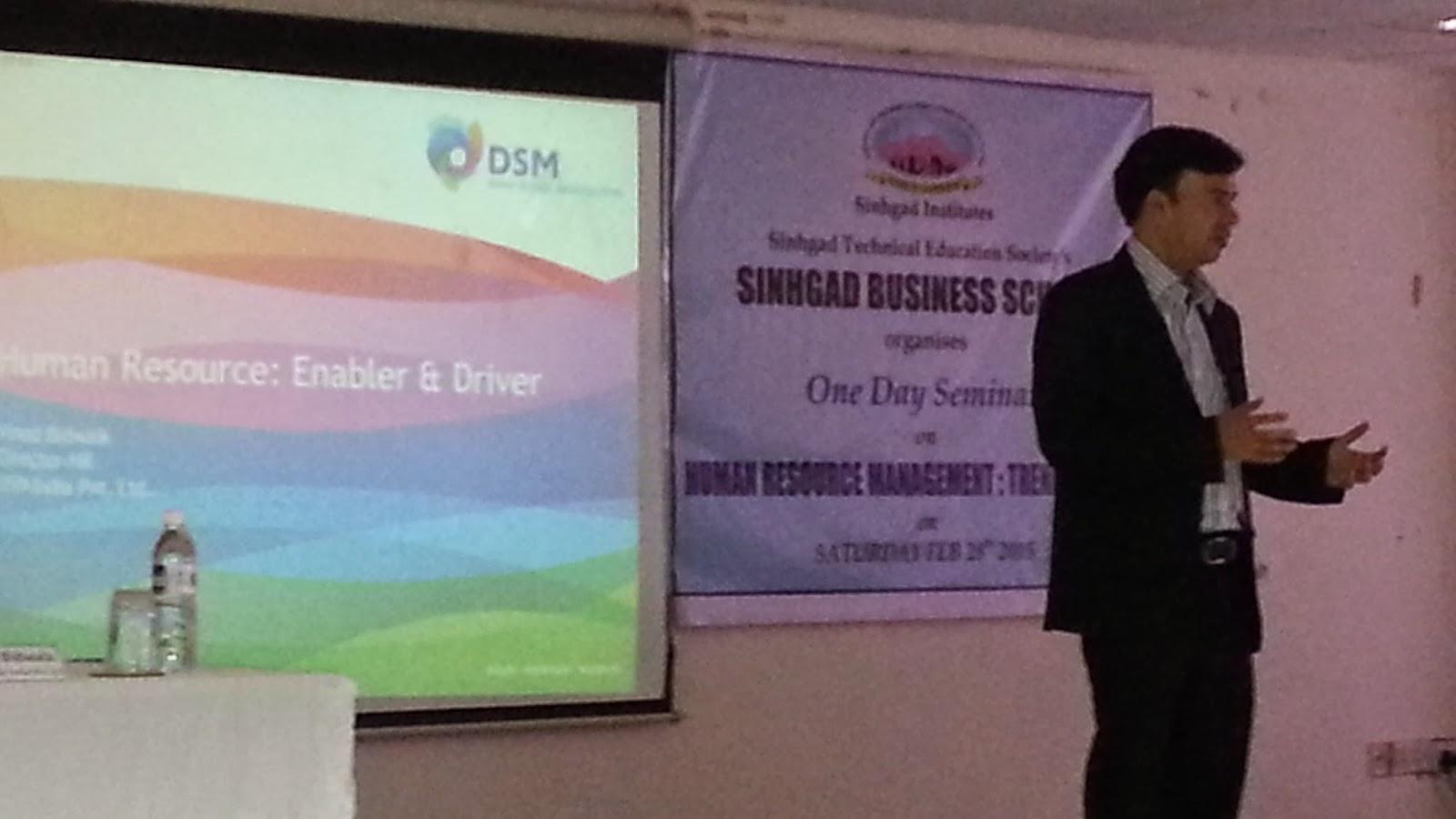 Vinod Bidwaik : Changing face of HR