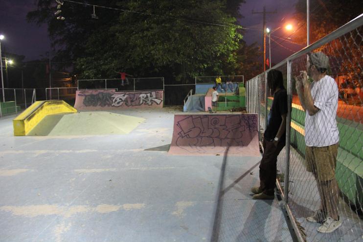 rivas skatepark nicaragua