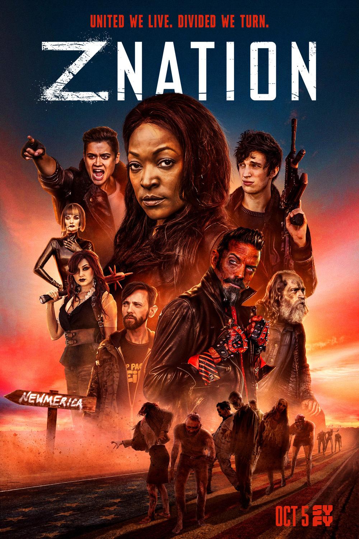Z Nation Temporada 1 WEB DL 720p Español Latino