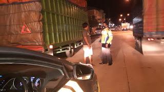 Tingkatkan Kewaspadaan Pada Malam Hari Polsek Segeri Lakukan Patroli