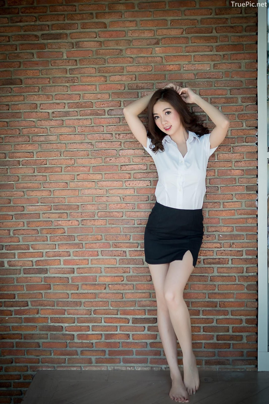 Thailand model - Yingaon Duangporn - Concept The Beautiful Office Girl - Picture 7