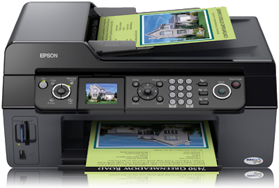 Epson Stylus DX9400F Driver Download