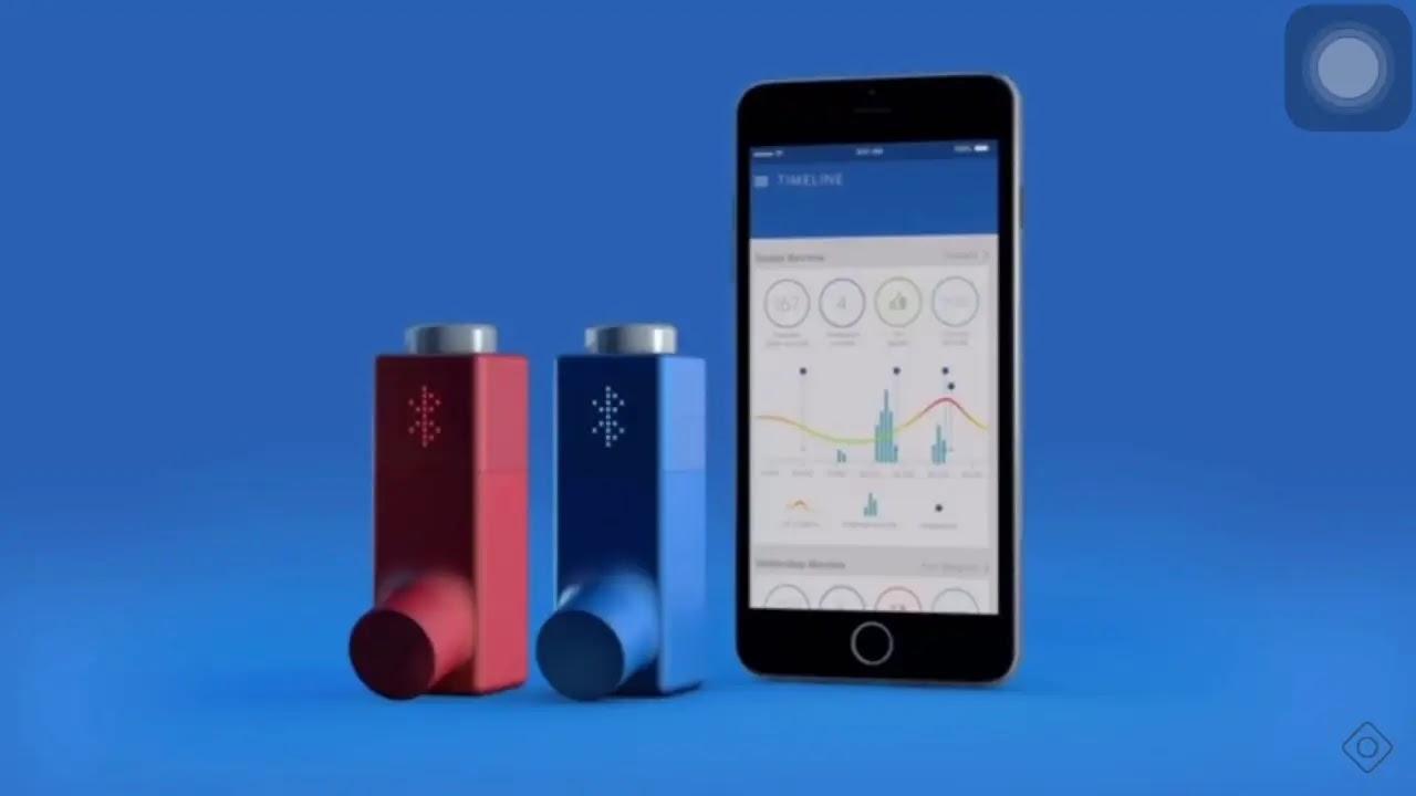 Smart Inhalers Teknologi Medis Paling Menguntungkan di Dunia Kesehatan