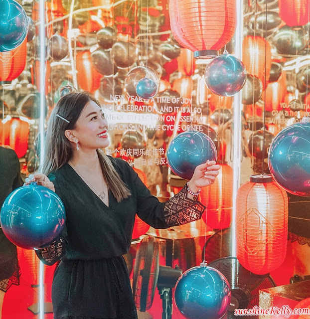 Hennessy Renewal of Hope for CNY 2020, Hennessy, Spheres of Hope, Garden of Hope, Moët Hennessy Diageo (MHD) Malaysia, Zhang Huan's artwork, Lifestyle