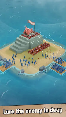 Screenshot Island War - Apcoid