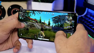 Realme X PUBG Mobile gameplay