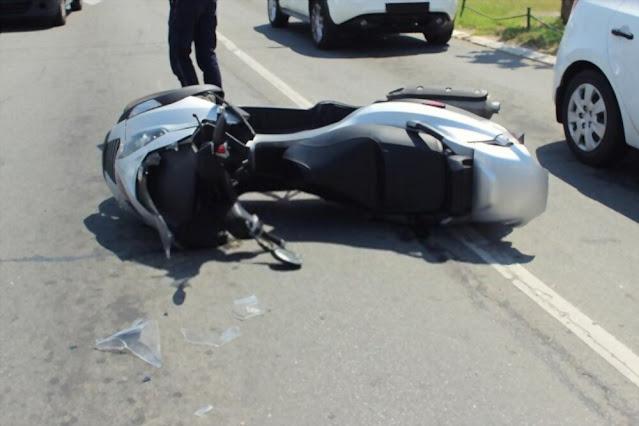 ऊना(Una) में ट्रक(Truck) की टक्कर से स्कूटी(Scooty) चालक की मौत