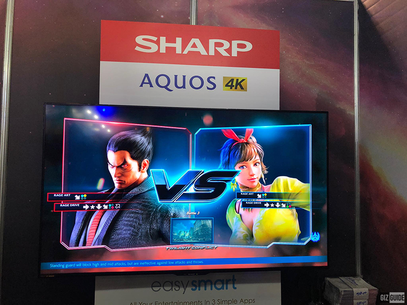 Sharp AQUOS 4K TV