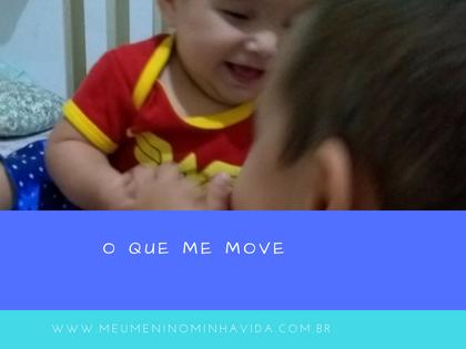 O que me move