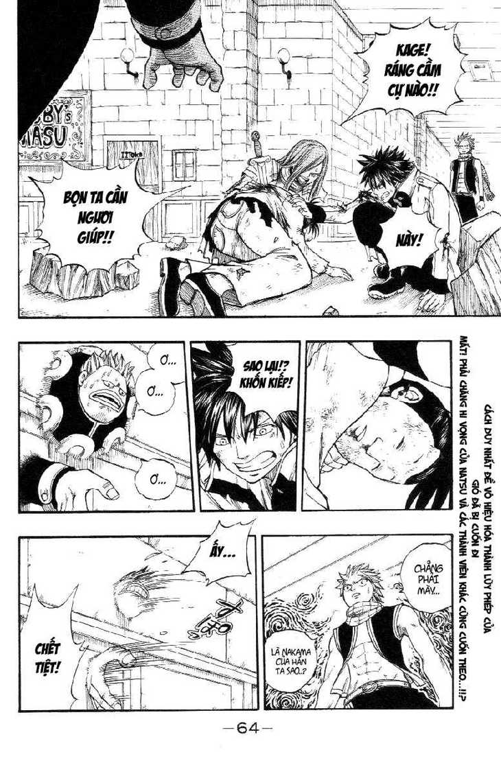 Fairy Tail Chap 17