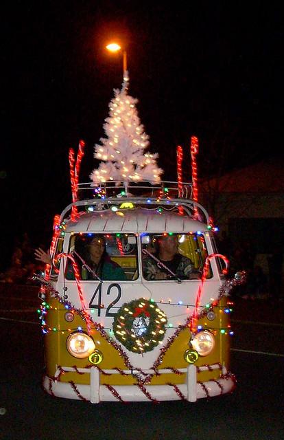 Diy christmas car decorations do it yourself ideas