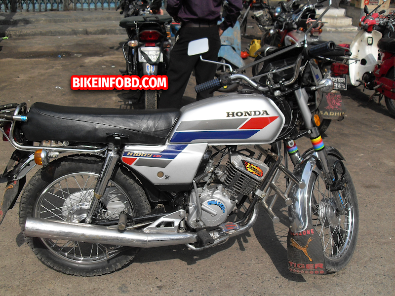 Honda H100S (CDI) Specifications, Review, Top Speed, Picture, Engine, Parts & History