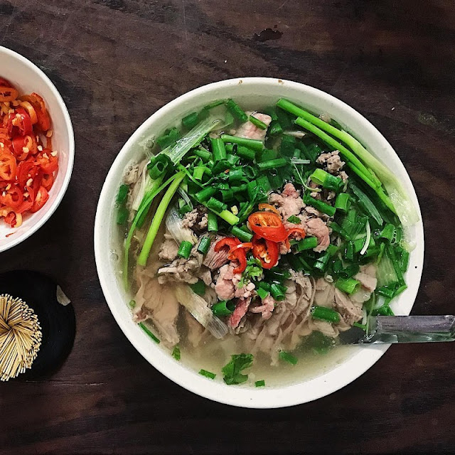 Hong Kong Tatler lists out seven best dishes in Hanoi