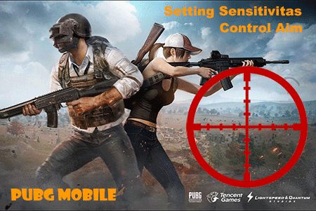 Cara Setting Control PUBG Mobile Android