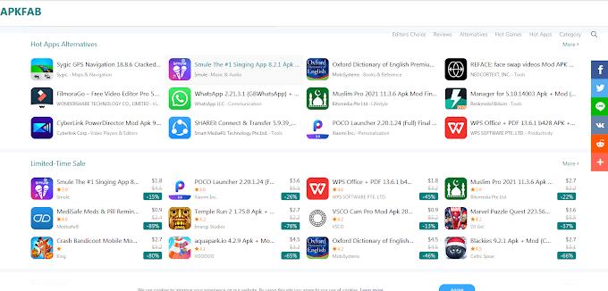 Apkfab Themes APK Premium Wordpress Theme