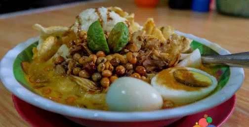 Makan Pagi di Kota Bandung