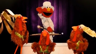 sesame street Elmo The Musical