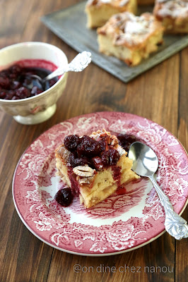 recette russe , pommes , gâteau facile , rapide , famille sans beurre