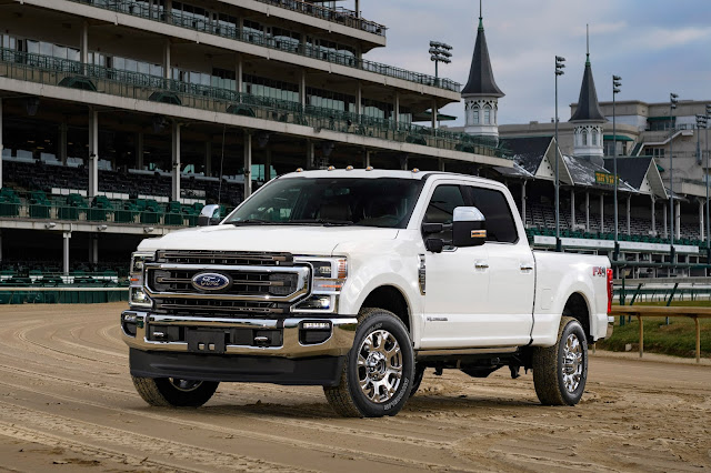 2020 Ford F Super Duty.