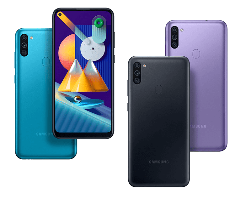 Samsung Galaxy M11 with punch-hole display now official in UAE