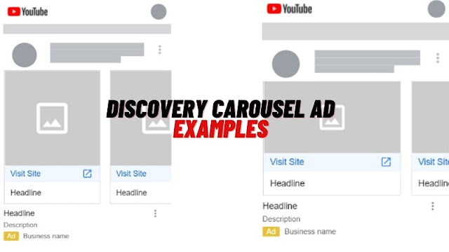 Discovery Carousel Ad