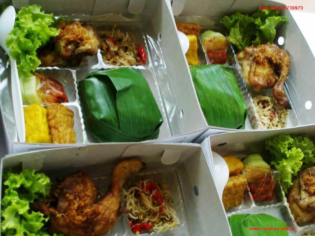 Nasi box bandung murah