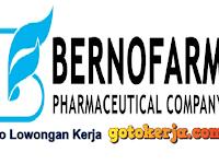 Lowongan Kerja Terbaru PT Bernofarm