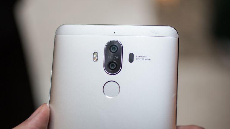 Huawei Mate 9 With Amazon Alexa