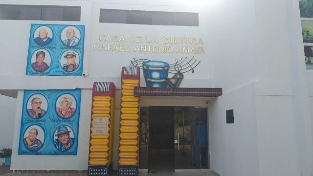 La casa de la Cultura de Villanueva cambia su cara.