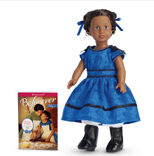 American Girl Addy Mini Doll