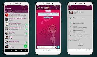 Cara Ganti Tema Whatsapp Original Tanpa Wa Mod