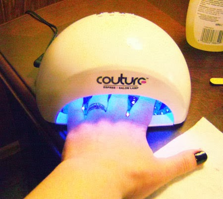 Couture Gel Nail Polish light
