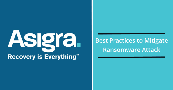 Asigra Presents Five Preventative and Responsive Best Practices to Mitigate Ransomware Damages