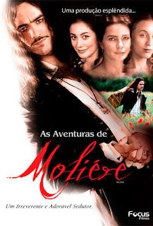 As Aventuras de Molière, Um Irreverente e Adorável Sedutor – Dublado