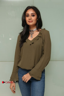 Actress Bhanu Sri Mehra Latest Pos in Jeans at Simba Audio Launch  0009.jpg