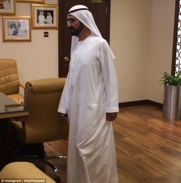 9 top gov officers not found in work after 7:30AM sacked following surprise supervision by UAE