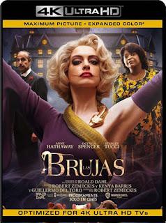Las brujas (2020) 4K 2160p UHD [HDR] Latino [GoogleDrive]
