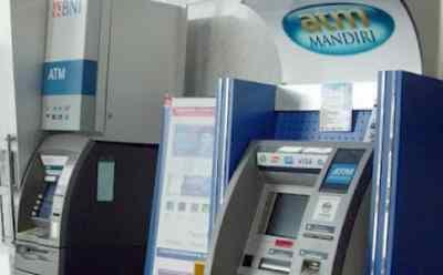 isi saldo Linkaja di ATM Mandiri