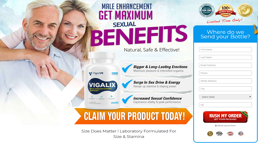 What Others Are Saying About This Vigalix Male Enhancement Pills?