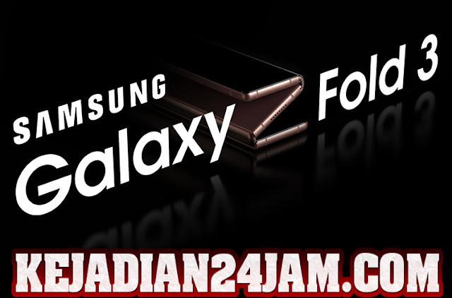 Samsung Galaxy Z Fold 3 Bakal Rilis Kamera Di Bawah Layar