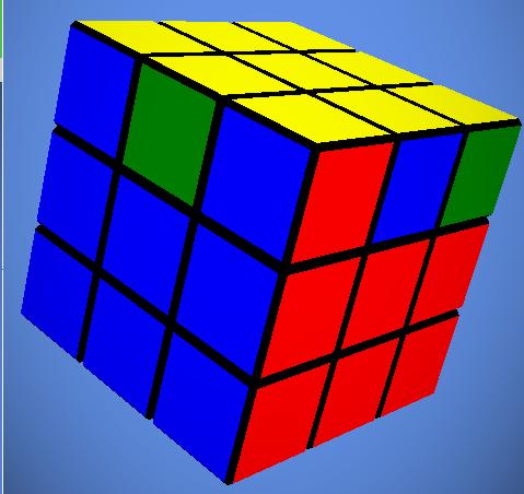 Rumus Rubik: Rumus Rubik 3x3x3