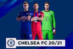 Chelsea Kits Season 2020/2021 - PES 2020